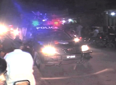 traffic police case