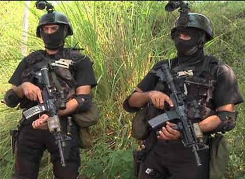 Dunya News Ssg Commandos Display Their Skills In This Video