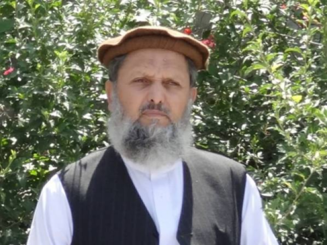 Afghan provincial deputy governor allegedly goes missing from Peshawar