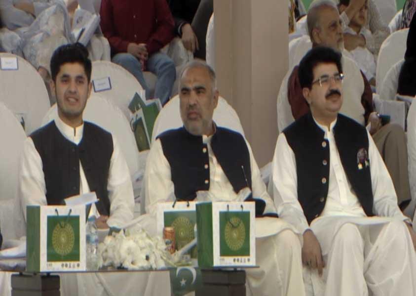 23 March 2019 228129 - یوم پاکستان: مسلح افواج کی مشترکہ پریڈ، مہاتیر، صدر، وزیراعظم کی