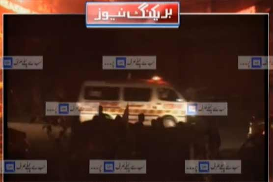 Over 12 dead, 20 injured in Quetta's Pishin Stop blast
