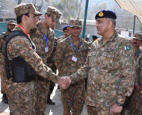 Indian aggression will get befitting response: Pakistan Army chief on LoC firing