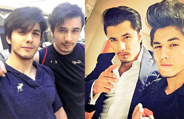 Ali Zafar's brother to debut with Momina Mustehsan in Coke Studio