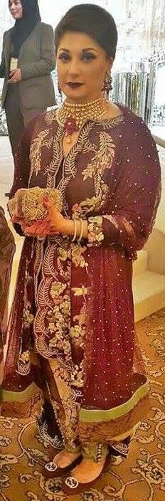 Mehr-un-Nisa's wedding in pictures - Pakistan - Dunya News