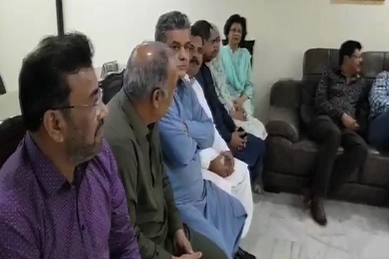Musharraf returns to the political scene with 23-party strong alliance