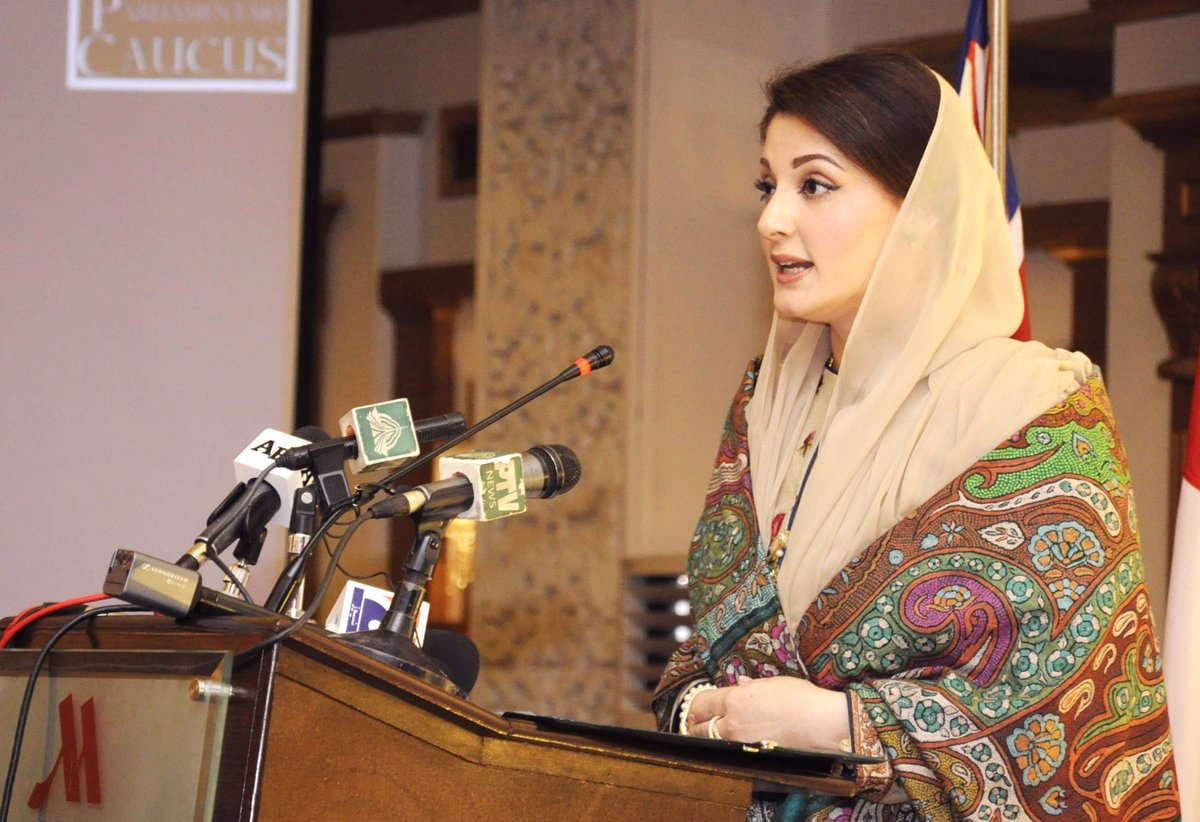 Women face challenges of honor killing and domestic violence: says Maryam Nawaz