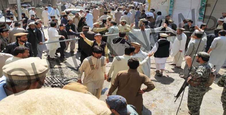 Seven killed, 23 injured as blast rocks Parachinar