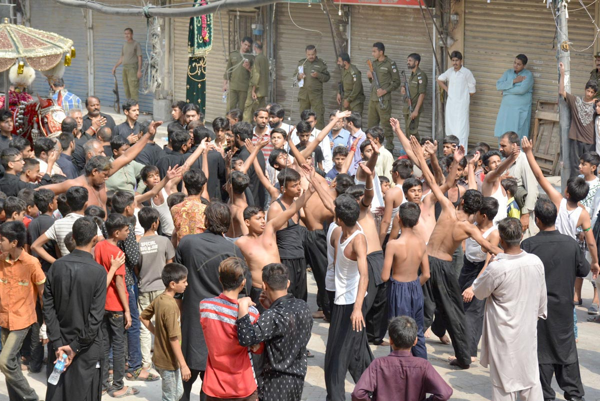 Ashura observed in Middle East, Europe, Australia