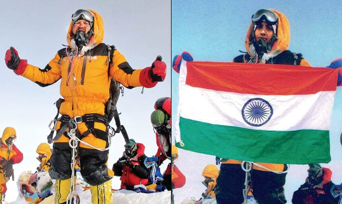Pune constable couple, who lied about climbing Mount Everest, suspended from force