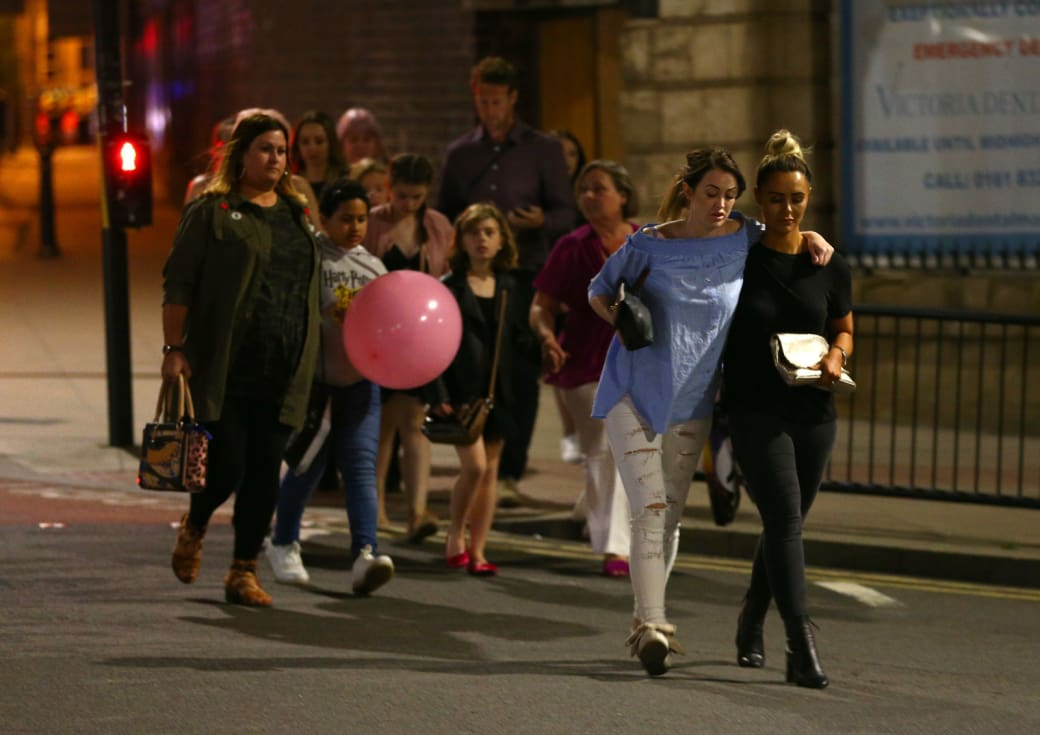 Dead, Dozens Injured In Explosion At Ariana Grande Concert