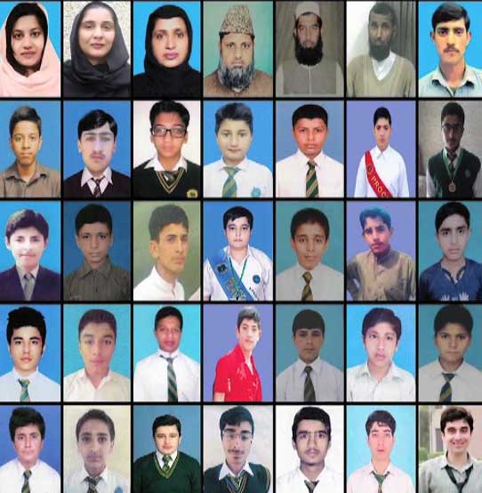 Country's improving peace owed to APS martyrs: Gen Bajwa