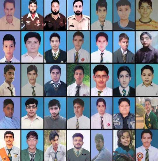 Nation mourns third anniversary of APS terrorist attack