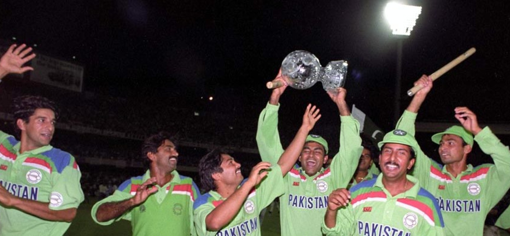 Pakistan Celebrates Silver Jubilee Of 1992 World Cup Today