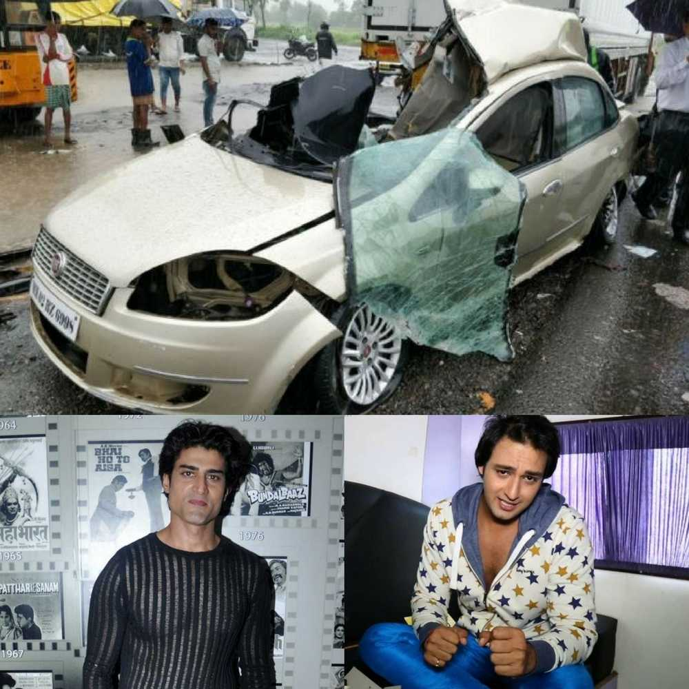Indian actors Arjit Lavania and Gagan Kang die in auto accident