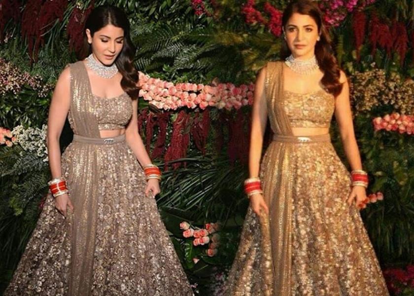 Bollywood stars attend Mumbai reception of Virat Kohli, Anushka Sharma -  Entertainment - Dunya News