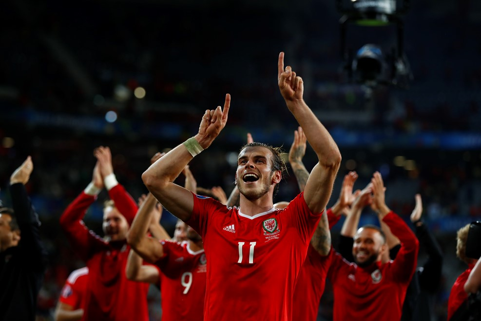 Wales Fans Rush To Euro 2016 After Shock Win