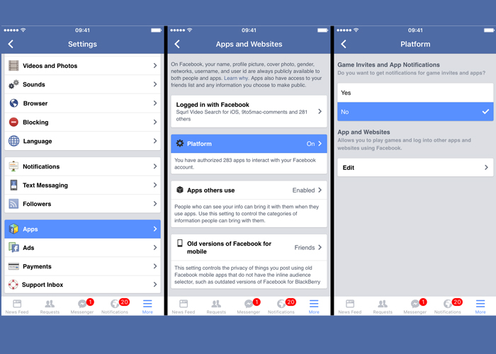 Facebook To End Support For App Invites By February 5 2018