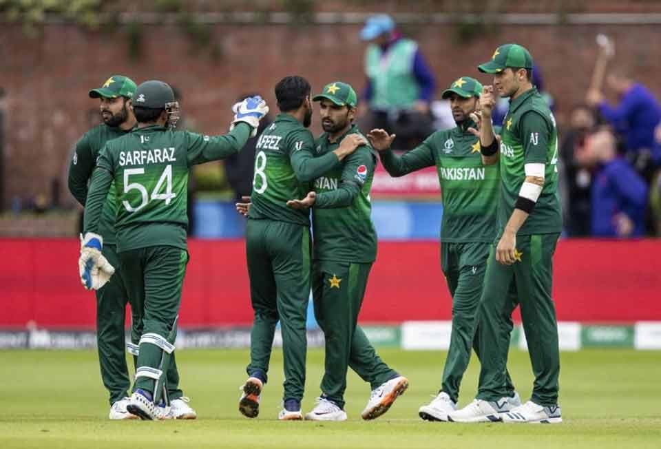 green team - ورلڈ کپ: آسٹریلیا نے پاکستان کو 41 رنز سے ہرا دیا