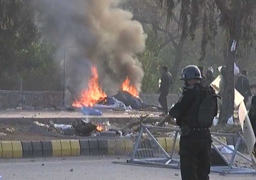 Pakistan Army called in to take control of Islamabad as protests escalate