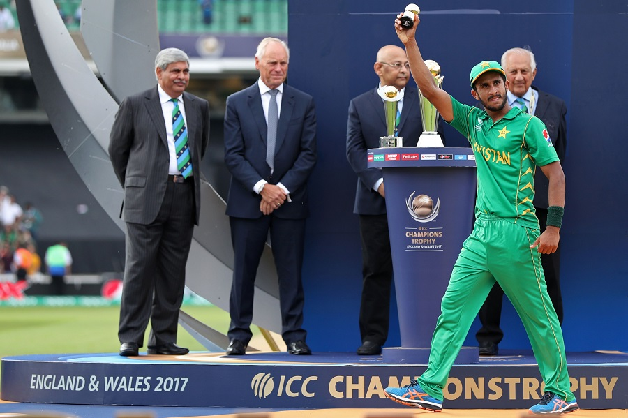 Mohammad Amir declared fit for Champions Trophy final