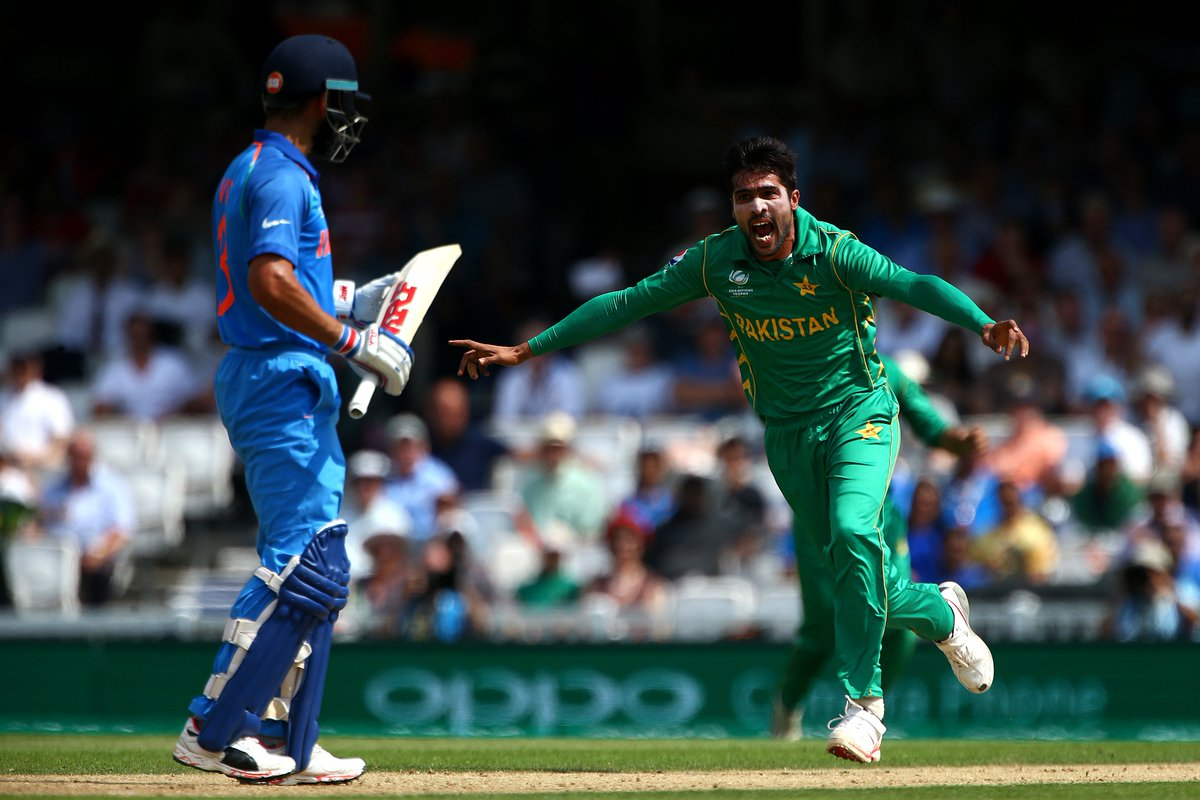 Pakistan, India face off in historic cricket final