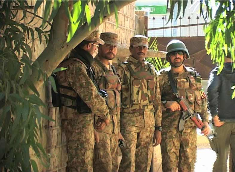 Rangers to be deployed for NA-120 by-election