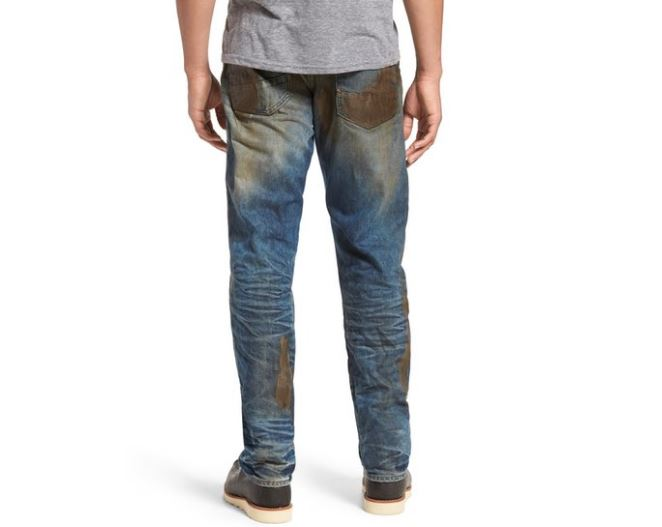 Reebok's $425 'Pit-Stained' T-Shirt Mocks Nordstrom's $425 'Muddy' Jeans