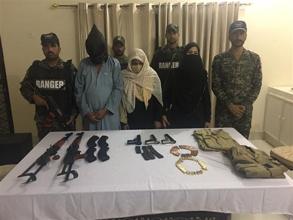 Security forces foil terror bid to storm their camp in Khyber Agency