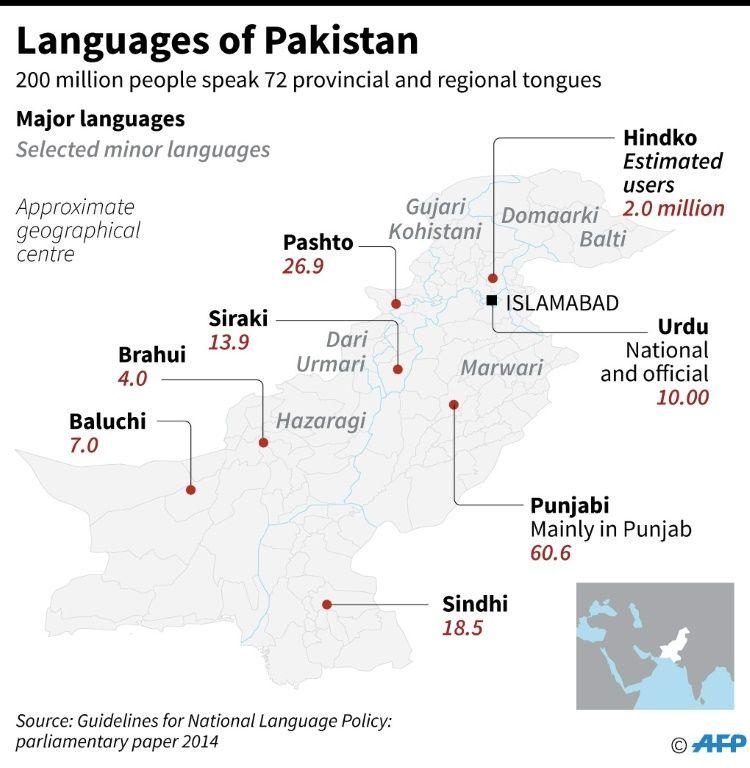 Pakistan's regional languages face looming extinction