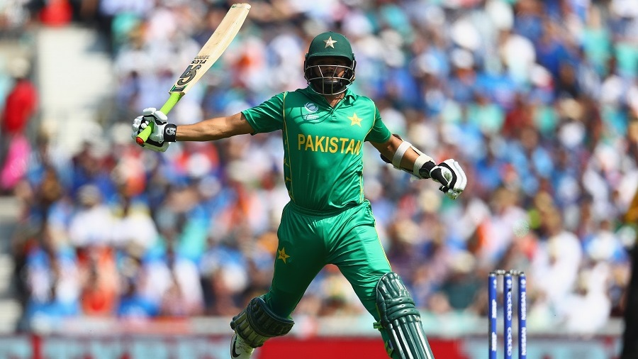 Pakistan thrashed India by 180 runs in finals