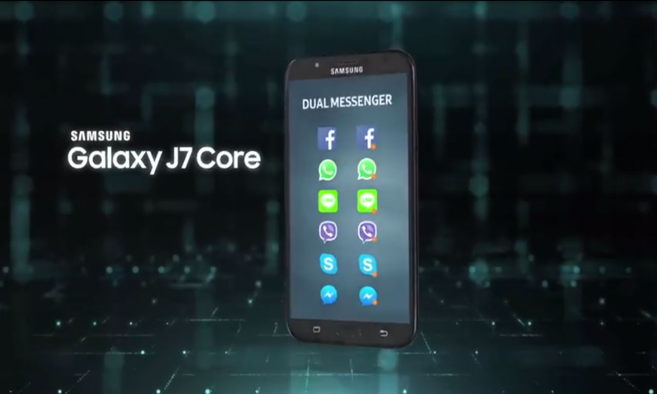 Samsung Launches Galaxy J7 Core In Pakistan Technology Dunya News