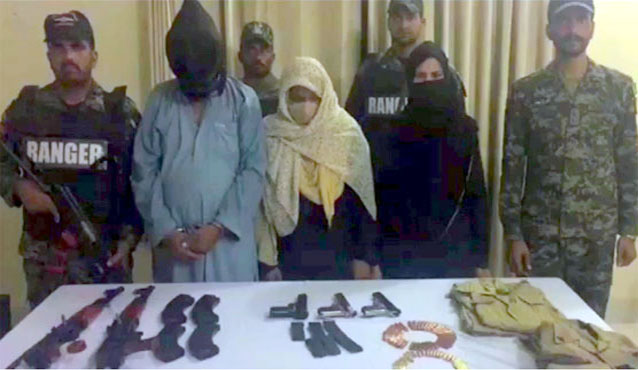Pakistan News - Operation Rad-ul-Fasaad Army Killed 2 Suicide Bombers