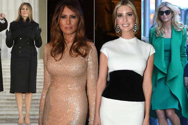Melania Trump photos: Inauguration and other fashion choices of new first lady
