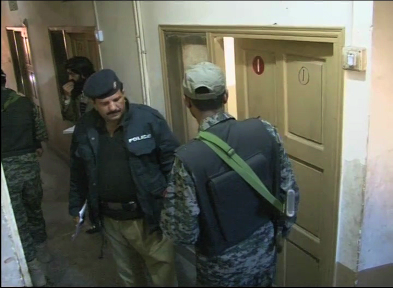 Rangers conduct 200 search operations in Punjab