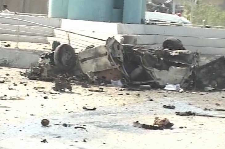 Pakistan News - Quetta: 11 killed, 20 injured in powerful explosion outside IG office