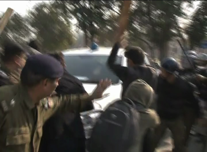 Student groups clash in Punjab University