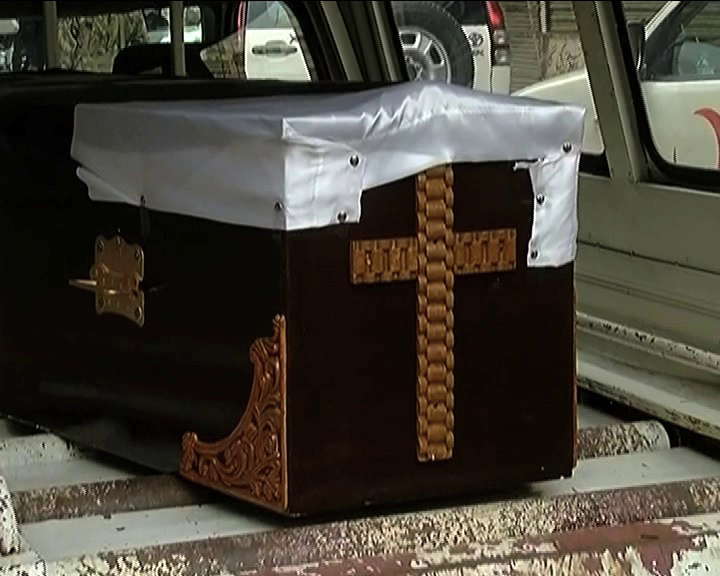 Pakistan's 'Mother Teresa' Dr Ruth Pfau laid to rest in Karachi
