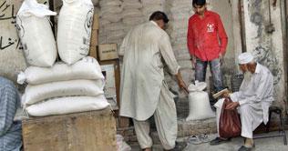 Wheat flour price surged by Re 1 per kg