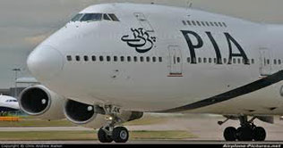 PIA plane forced to land in Indonesia
