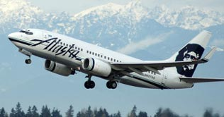 Praying passengers spark terror threat on an Alaskan Airline
