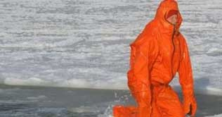 Prince Harry climatises for North Pole expedition