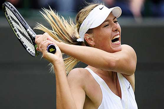 Sharapova leads Russia against Spain in Fed Cup