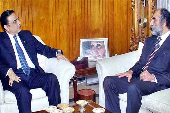 Balochistan CM calls on President