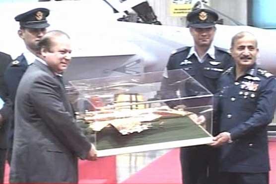 Dunya News: Pakistan:-50th JF-17 Thunder handed over to PAF