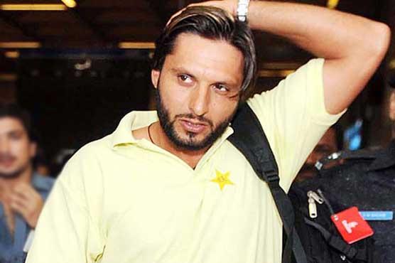 Afridi urges world to end Pakistan isolation