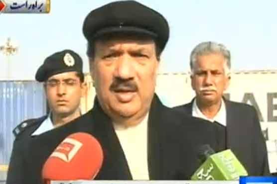 153906 90995873 - Qadri trying to postpone elections: Malik