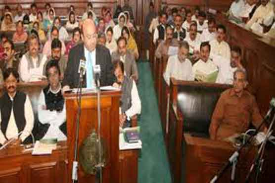 Punjab budget for year 2013-14 amounting Rs 890 billion presented; Metro bus projects to be started in Faisalabad, Rawalpindi & Multan