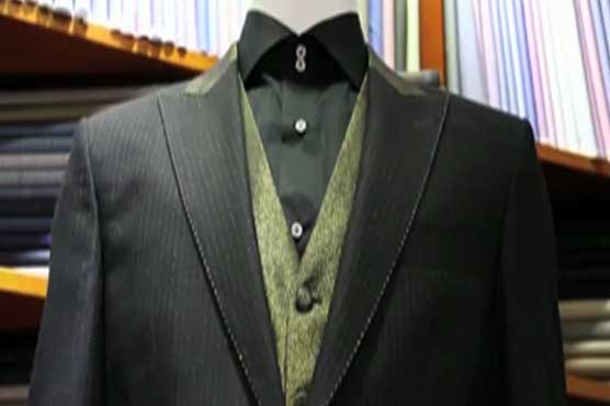 Dunya News: Pakistan:-Pak-born British tailor makes world's most ...