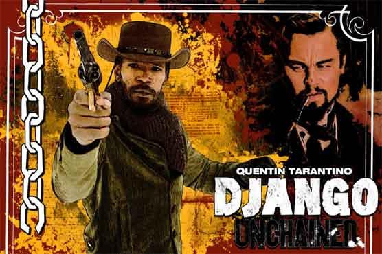 Dunya News: Entertainment:-'Django Unchained' back in