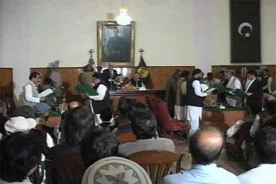11 Balochistan ministers take oath